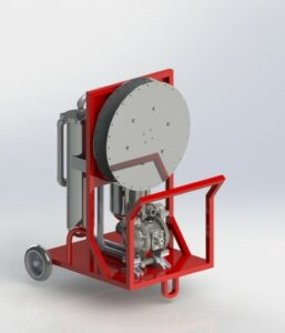 Fuel Tank Cleaning Machines