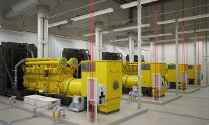 Geneator Fuel System